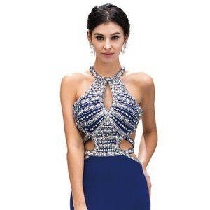 Dancing Queen Royal Blue dress